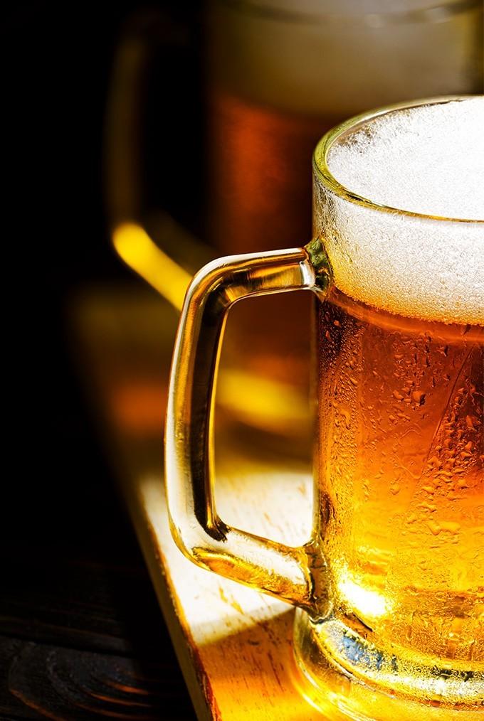 La Casa Grecque de Granby offre des bières en fut